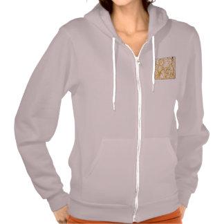 ◆* Cherubs ℒ ☺♥ε ๑ ゚Zip-it-up◆* Hooded Pullover