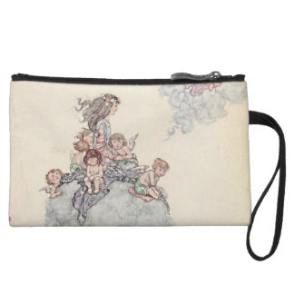 Cherubs and Angel Fairies Andersen's Fairy Tales Wristlets
