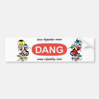 cherubs bumprstika bumper sticker