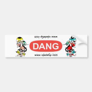cherubs bumprstika car bumper sticker