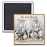 Cherubs & Ice Cream: Valentine - Magnet