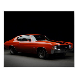 Chervolet Chevelle SS Posters