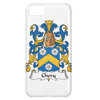 Chery Family Crest Case For iPhone 5C