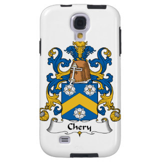 Chery Family Crest Galaxy S4 Case