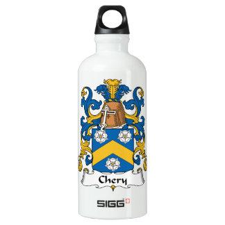 Chery Family Crest Water Bottle