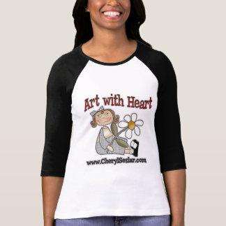 Cheryl Seslar Designs T-shirts