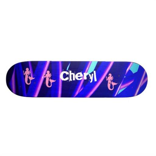 Cheryl Tablas De Skate