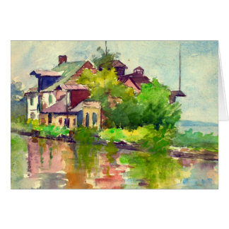 Chesapeake and Ohio Canal 1916 Cards
