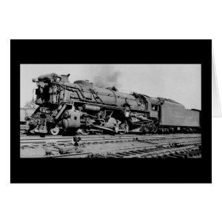 Chesapeake And Ohio Engine 2319 Cards