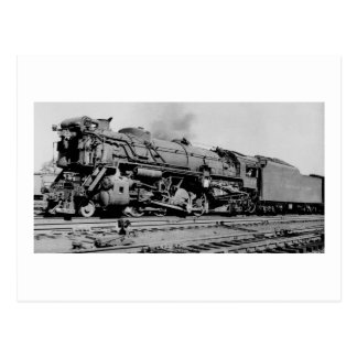 Chesapeake And Ohio Engine 2319 Postcard