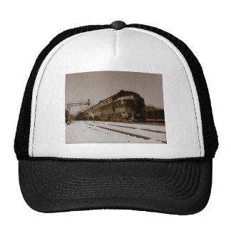 Chesapeake And Ohio Engine 4815 Trucker Hat