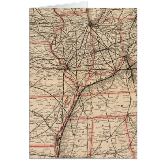 Chesapeake and Ohio Railway Greeting Cards