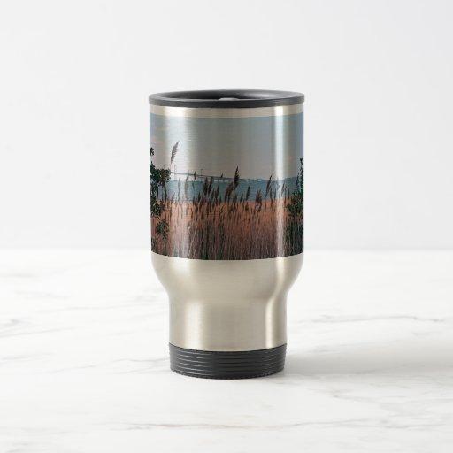 Chesapeake Bay 15 Oz Stainless Steel Travel Mug