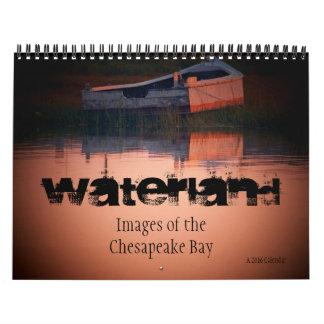 Chesapeake Bay 2016 Calendar
