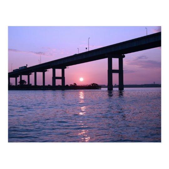 Chesapeake Bay at Sunrise Postcard