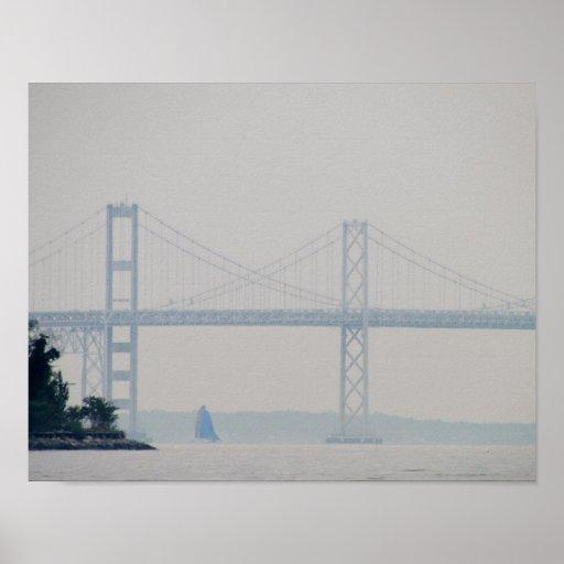 Chesapeake Bay Bridge Print