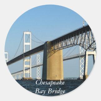 Chesapeake Bay Bridge - STICKER