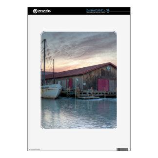 Chesapeake Bay Maritime Museum Decals For iPad