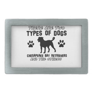 Chesapeake bay retriever animal  DESIGNS Belt Buckle