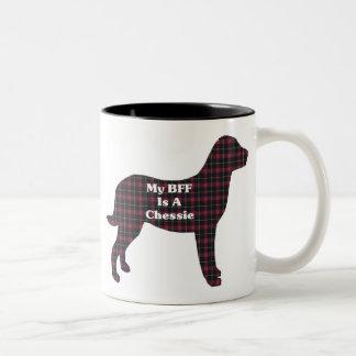 Chesapeake Bay Retriever BFF Mug