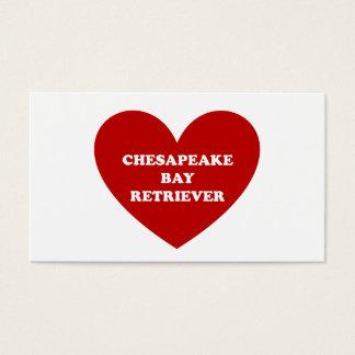 Chesapeake Bay Retriever Business Card
