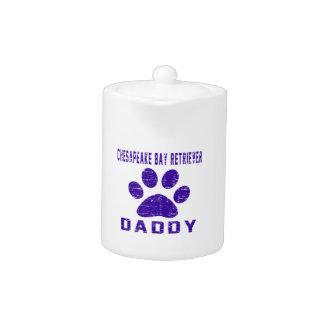 Chesapeake Bay Retriever Daddy Gifts Designs