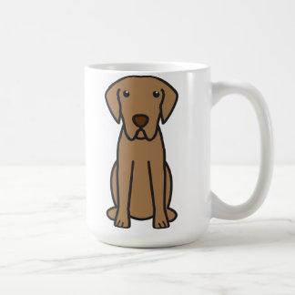 Chesapeake Bay Retriever Dog Cartoon Coffee Mug