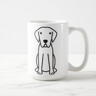 Chesapeake Bay Retriever Dog Cartoon Mug