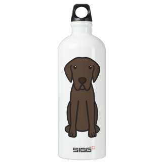 Chesapeake Bay Retriever Dog Cartoon SIGG Traveler 1.0L Water Bottle