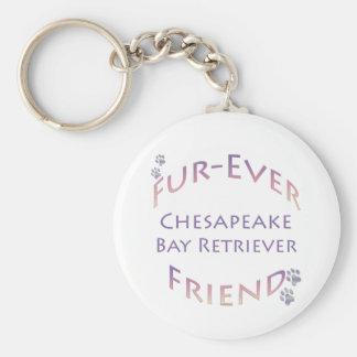 Chesapeake Bay Retriever Furever Keychain