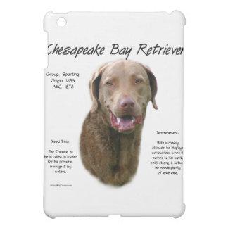 Chesapeake Bay Retriever History Design iPad Mini Cover
