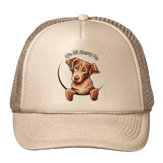 Chesapeake Bay Retriever IAAM Trucker Hat