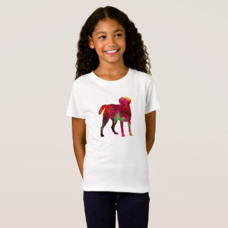 Chesapeake Bay Retriever in watercolor T-Shirt