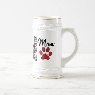 Chesapeake Bay Retriever Mom 2 Beer Stein