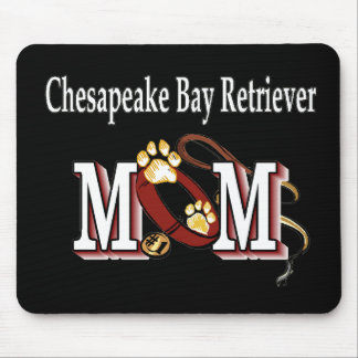Chesapeake Bay Retriever Mom Gifts Mouse Pad