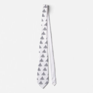 Chesapeake Bay Skipjack Neck Tie