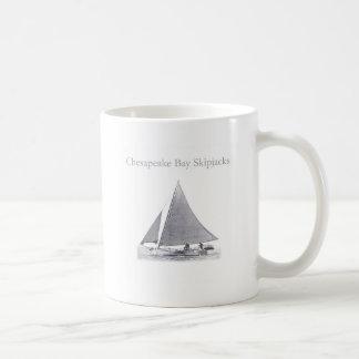 Chesapeake Bay Skipjacks Coffee Mug