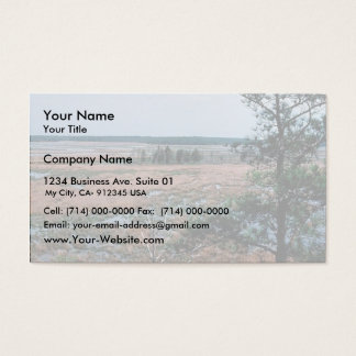 Chesapeake Bay Wetlands Business Card