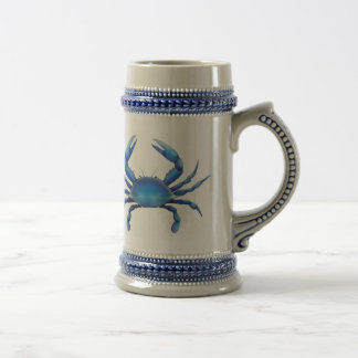 Chesapeake Blue Crab Stein