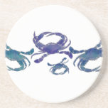 Chesapeake Blue Crabs Coasters