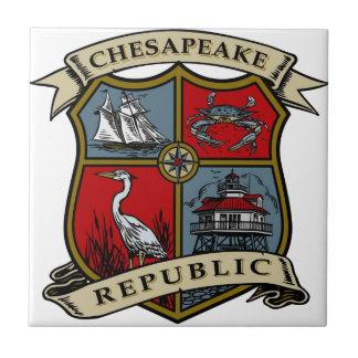 Chesapeake Republic Tile