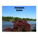 Chesapeake, Virginia Tarjeta Postal