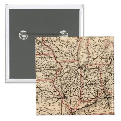 Chesapeake y ferrocarril de Ohio Pins