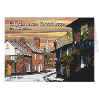 Chesham Christmas Card