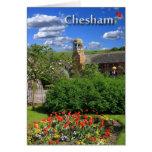 Chesham Greeting Card