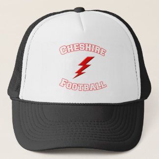 Cheshire bolt trucker hat