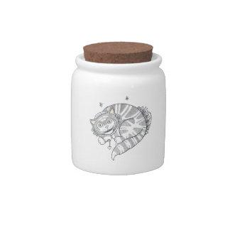 Cheshire Candy Jar