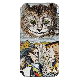Cheshire Cat, 1865 iPhone 6/6s Wallet Case