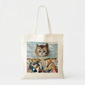 Cheshire Cat, 1865 Tote Bag
