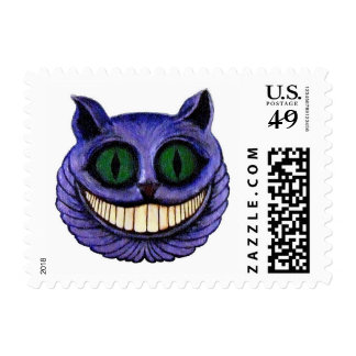 CHESHIRE CAT 1 (Alice in Wonderland theme) ~ Postage